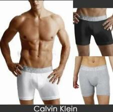 NWOT Calvin Klein Steel Men's Cotton U2708 Boxer Brief Seemless Trunk Underwear