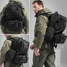 Bug Out Bag 50L Back Pack Outdoor Survival Tactical Emergency Hunting Camping