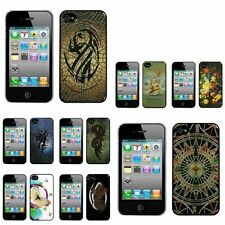 Design Pattern Various Back Case Cover For Apple iPhone 4 4G 4S Hard New