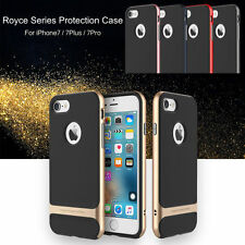 For Apple iPhone 7/7 Plus Hybrid Shockproof Hard Bumper Soft TPU Slim Case Cover