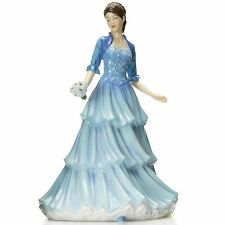 "(NIB) Royal Doulton Pretty Ladies 9"" Kathy Fine Bone China Fig.  HN5622   $280"