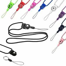 Detachable Neck Strap Lanyard Ring for Cellphone ID Card Holder Camera Keys Lot