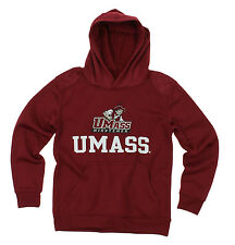 NCAA Youth Massachusetts Minutemen Performance Hoodie, Maroon