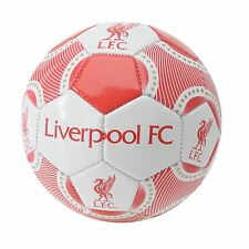 Liverpool FC Strike Football White/Red EPL Replica Soccer Ball