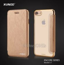XUNDO Luxury Leather Wallet card pocket flip case cover for Apple iPhone 6s plus
