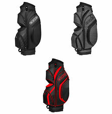 OGIO PRESS CART GOLF BAG MENS NEW 2017- 8 WAY TOP w/ 9 POCKETS