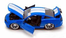 FORD MUSTANG GT 2010 1:24 Scale Metal Diecast Model Die Cast Cars Miniature