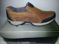 New Mens Clarks 63408 Wave Frontier Tan Nubuck Casual Dress 9M