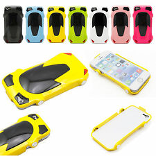 New 3D Cool Sports Race Car Style Hard Back Case Cover Skin for iPhone 5 5G 5S