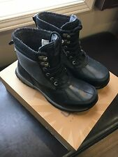 Sold out UGG Australia Eaglin Black / Grey Boots Sz 8,9,10.5 & 11 AvaiI $285