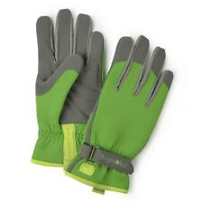 GRASS GREEN GARDENING GLOVES by Burgon & Ball LOVE THE GLOVE SM/MED or MED/LARGE
