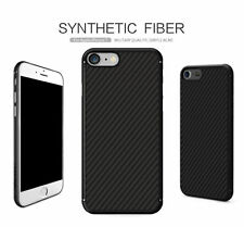 For iPhone 7/7 Plus Nillkin Unique Synthetic Carbon Fiber Hard Back Case Cover