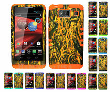 KoolKase Hybrid Cover Case for Motorola Droid Razr Maxx HD XT926m CAMO MOSSY 11