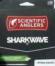"""SCIENTIFIC ANGLERS SHARKWAVE ULTIMATE TROUT """"FREE   WARP SPEED   SHIPPING"""""""