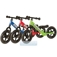 "Strider Classic Balance Bike 12"" Childs BMX Kids Training Bicycle Toy"