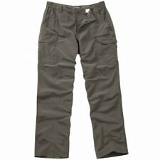 CRAGHOPPERS MEN'S NOSILIFE CARGO TROUSERS -OLIVE DRAB