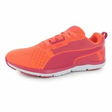 Puma Pulse Flex XT EverFit Running Shoes Womens Peach/Red Run Trainers Sneakers
