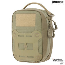 Maxpedition Advanced Gear Research (AGR) FRP™ First Response Pouch in Tan
