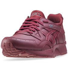 Asics Onitsuka Tiger Gel-lyte V Mens Trainers Burgundy New Shoes