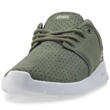 Etnies Scout Xt Mens Trainers Olive White New Shoes