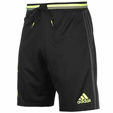 Adidas Chelsea FC Training Shorts Mens Black/Granite Football Soccer