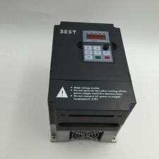 VFD Inverter 1.5KW 2.2KW 3KW 4KW 5.5KW 3phase 220VAC Variable Frequency Driver