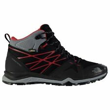 The North Face Mens Gents Hedgehog GTX Mid Walking Shoes Laces Fastened Footwear
