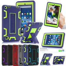 "For Amazon Kindle Fire 7""5th Gen 2015 w/Stand Kid Safe EVA Shockproof Cover Case"