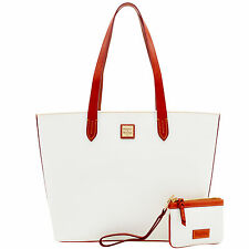 Dooney & Bourke Eva Large Zip Shopper and Wristlet