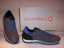 Sports shoes sneakers Merrell Vintage Runner man casual leather suede 42 43