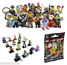 LEGO Series 8 Minifigure Your Choice 8833 Factory Sealed UNOPENED Foil pack NEW
