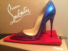 Christian Louboutin So Kate 120 Patent Leath Stiletto Heels Pumps Shoes 36 NIB!