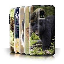 STUFF4 Back Case/Cover/Skin for LG Optimus 2X/P990/North America Animals