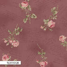 Lecien -Antique Rose Pink Floral 31151-20 by the metre fabric by Lecien/Quilting