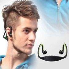 Stereo Bluetooth Wireless Headset Cordless For Cell Phone iPhone Tablet PC TV PM