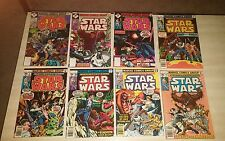 1978 Marvel STAR WARS Lot A1 16 Issues