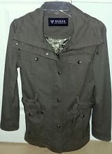 Guess Belted Military Jacket