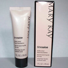 Mary Kay MATTE WEAR Liquid Foundation choose from list
