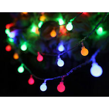 String Lighting Outdoor Garden Christmas  Party Wedding 10M 100LED Fairy Lights