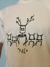 MONTY PYTHON, THE KNIGHTS WHO SAY NI! Holy Grail Drawing style T-Shirt