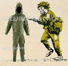 British Army NBC MK4 Nuclear Biological Chemical Suit, CBRN Olive Green - New