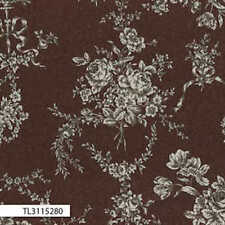 Lecien - Antique Rose Brown 31152-80 by the metre fabric by Lecien/Quilting