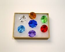 7 Chaos Emeralds - Sonic the Hedgehog Series
