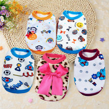5PCS/Lot Cute Small Teacup Clothes Puppy Clothing Pet Coat Chihuahua Dog Gift