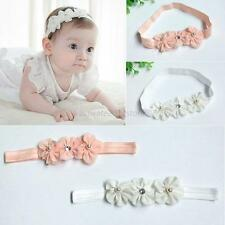 Newborn Headwear Headband Kids Baby Girl Bow Flower Headwear Hair Accessories