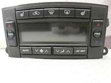 2005 2006 Cadillac CTS Climate AC Heater Control W/ Dual Zones 21998814 OEM LKQ