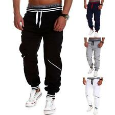 Hip Hop Mens Jogger Dance Sportwear Baggy Harem Pants Slacks Trousers Sweatpants