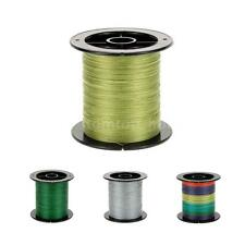 100M Super Strong 4 Strand Braided Fishing Line 6LB - 60LB High quality B3L9