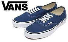 NEW VANS Authentic Shoes Men/ Women Canvas Sneakers VN000EE3NVY Navy All Sizes