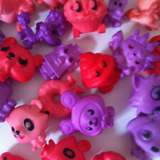 MOSHI MONSTERS Colour Change Red Pink Purple - Very Rarest - Ultra Rare VHTF